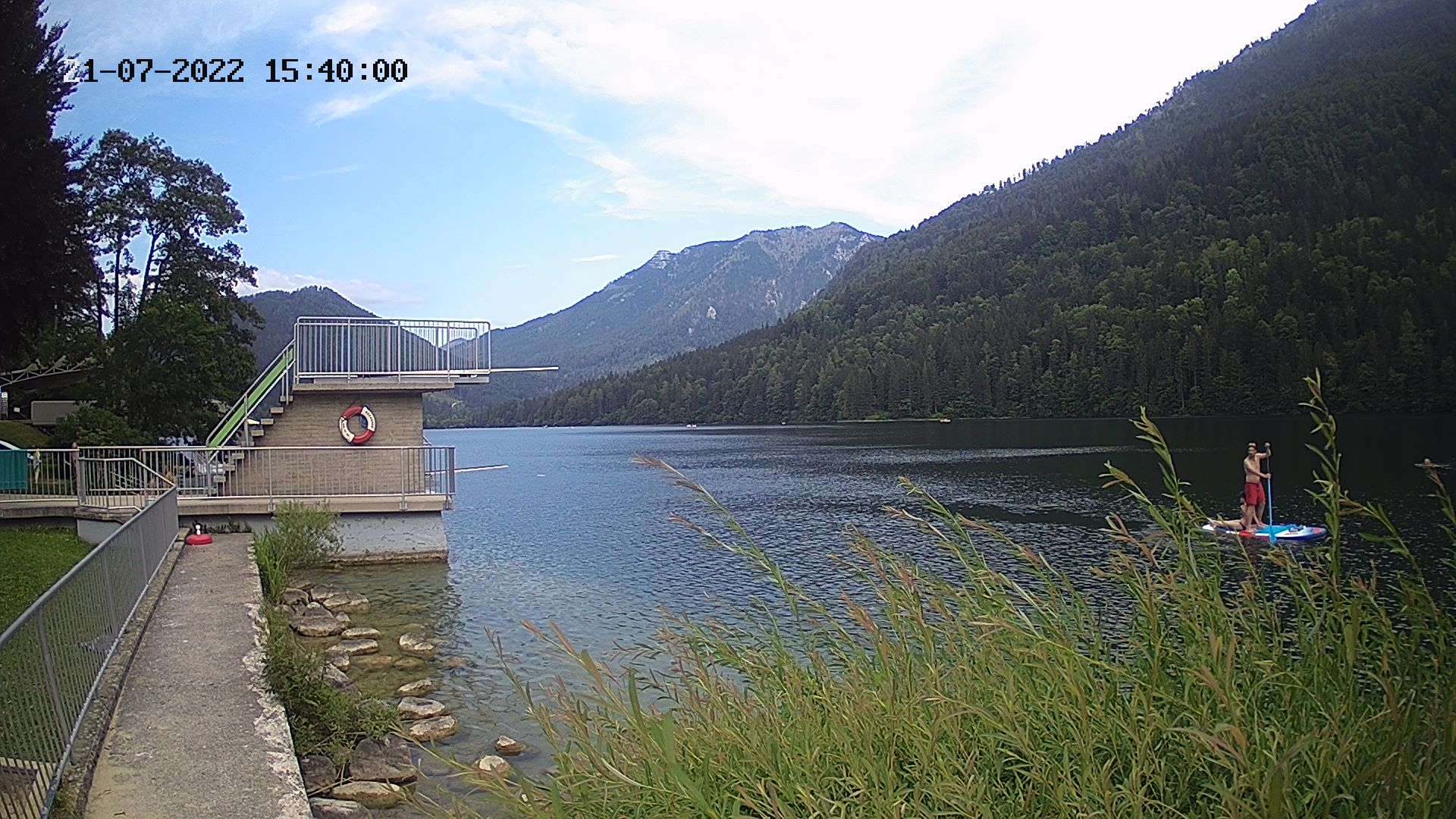 Live Webcam Lunz am See